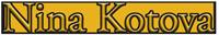 Nina Kotova: Official Website Logo
