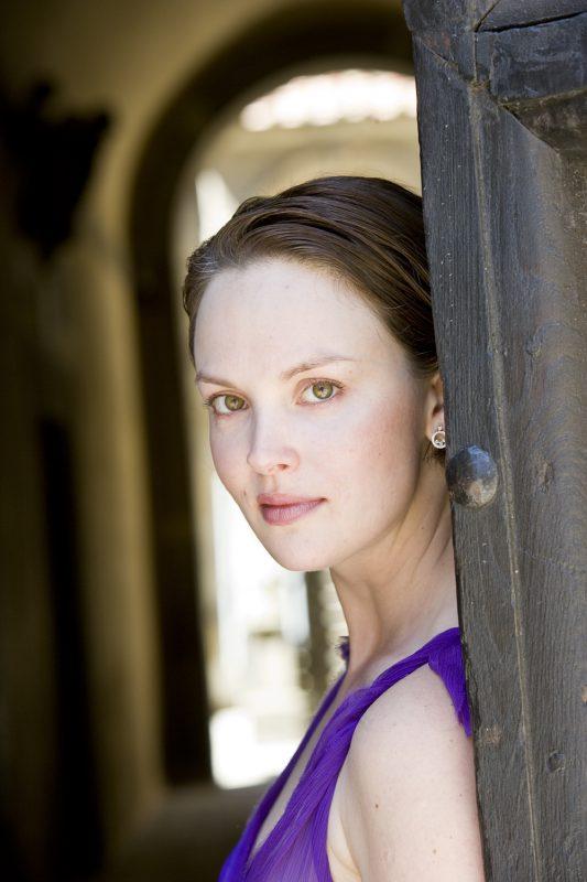 Nina Kotova: Photo by J. Henry Fair