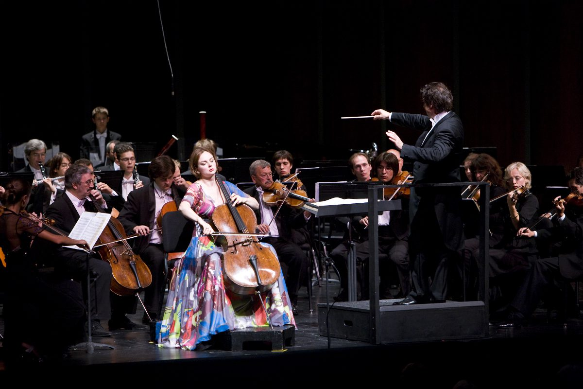 Festival Del Sole 2007: Photo J. Henry Fair
