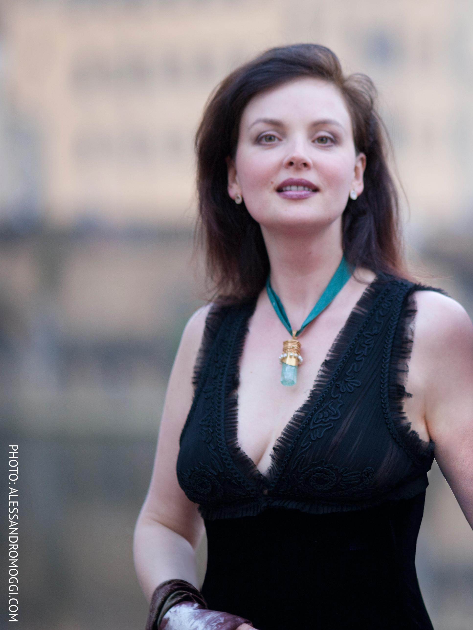 Nina Kotova (Photo: Alessandro Moggi)